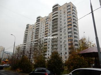 Новостройка ЖК Зюзино, кв-л 26-3123